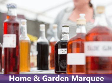 Home & Garden Marquee