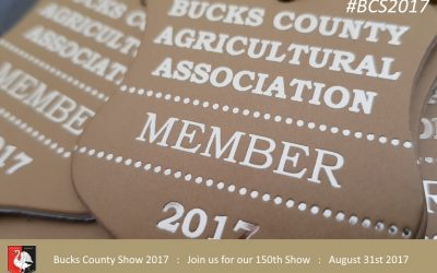 Things to do at the Bucks County Show – 13 days to go : Become a Member and enjoy all of the benefits at this years Show.
